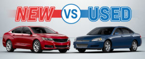 New vs Used Car Comparison