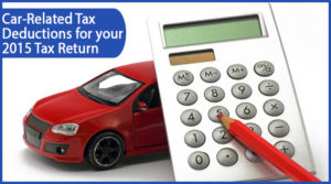 Tax Deduction Tips for Cars