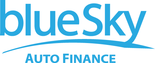 Servicios financieros para el financiamiento de automóviles con mal crédito |  Cielo azul