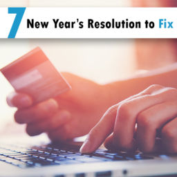 2017 New Year's Resolutions to Fix Your Credit