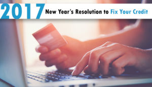 Fix Your Credit for 2017